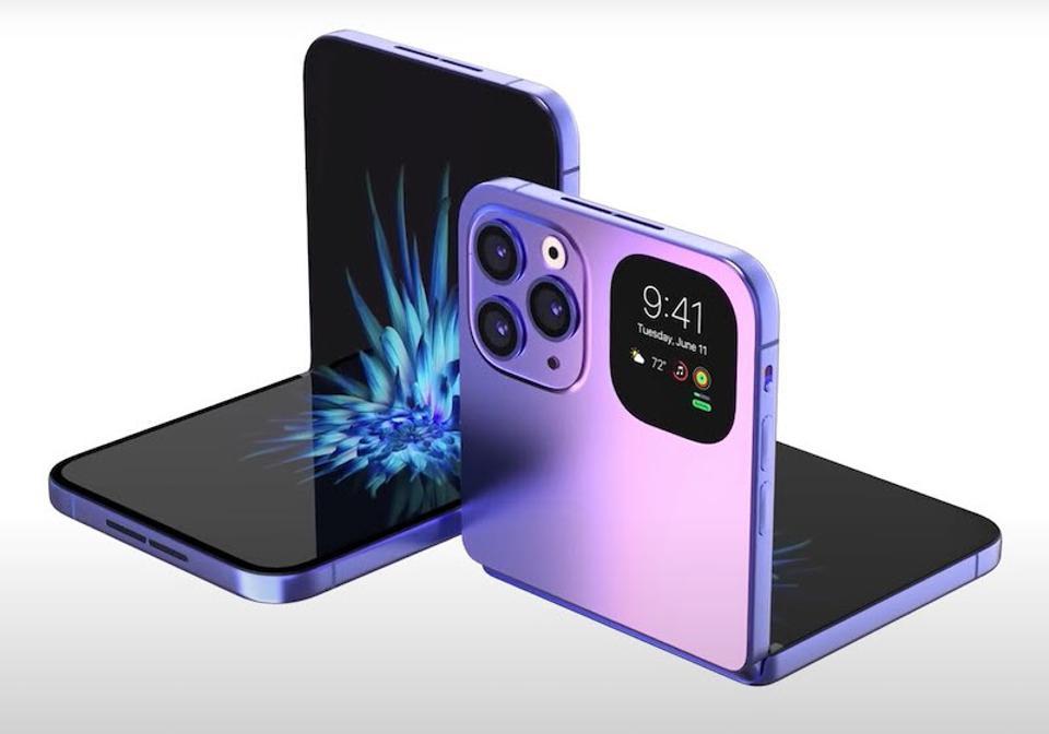 Apple Insider Revendică Primul iPhone Pliabil în Testare   Zicala.ro