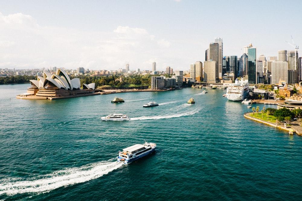 Descoperă Sydney | Zicala.ro