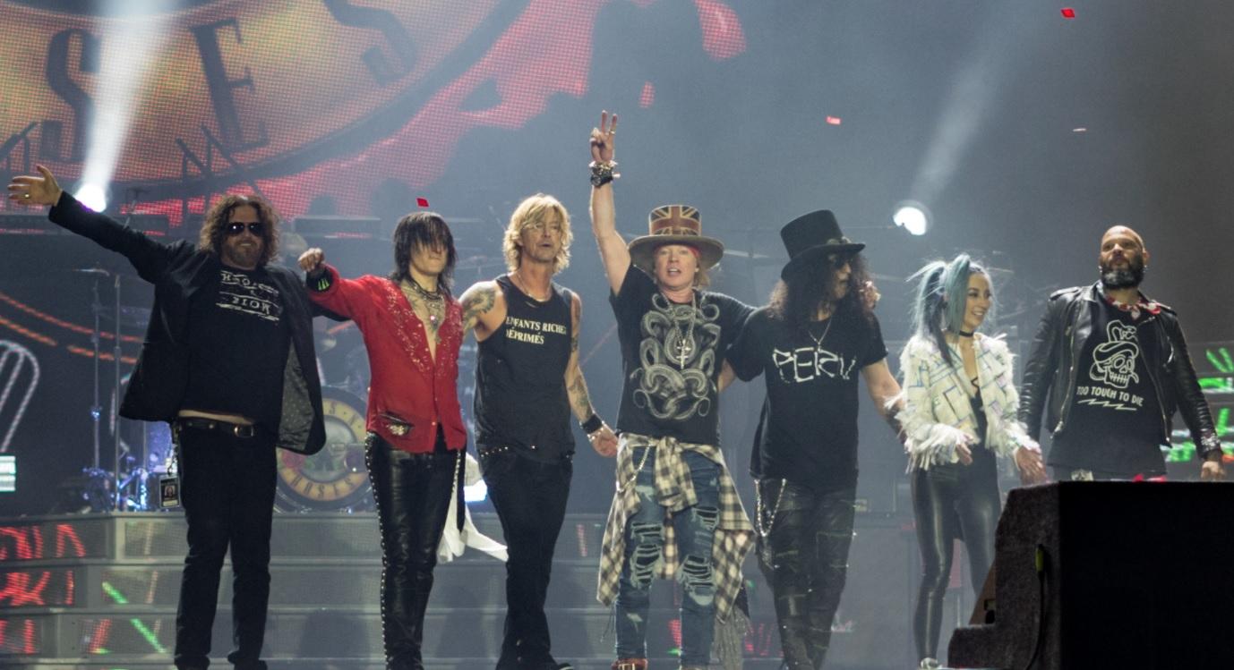 Istoria Trupei Guns N'Roses | Zicala.ro