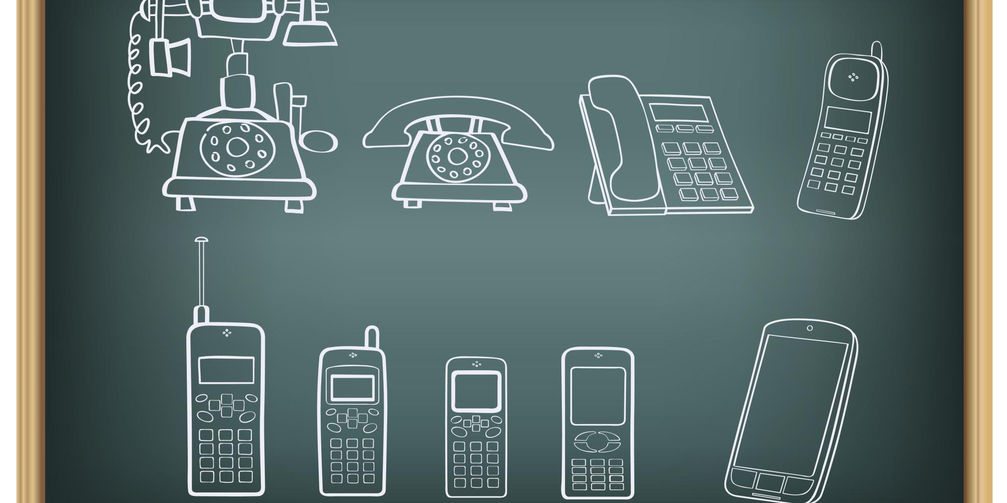 Evoluția Telefoanelor Mobile   Zicala.ro