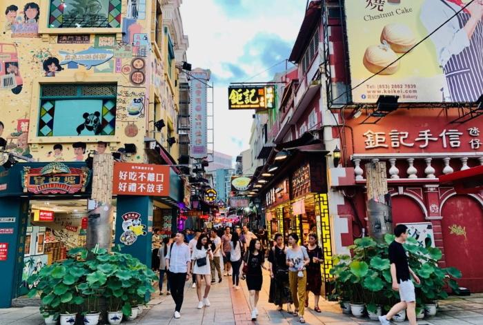 Satul Taipa din Modernul Macao   Zicala.ro