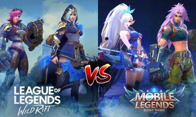 Wild Rift sau Mobile Legends? | Zicala.ro